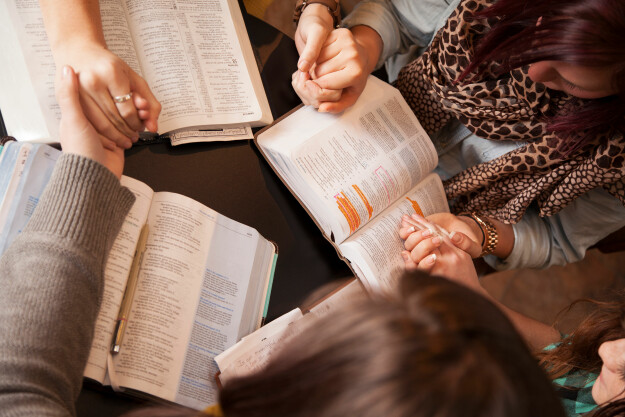Monthly Bible Study