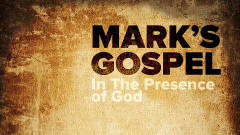Mark's Gospel Part 2